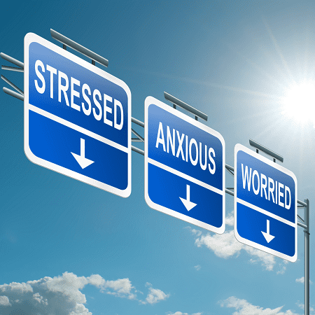 Stressed-Anxios-Worried