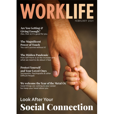 Workplace Mental Health and Resilience Magazine